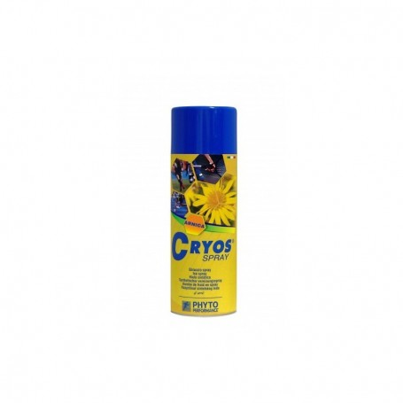 Spray Frío Cryos Fragancia Árnica