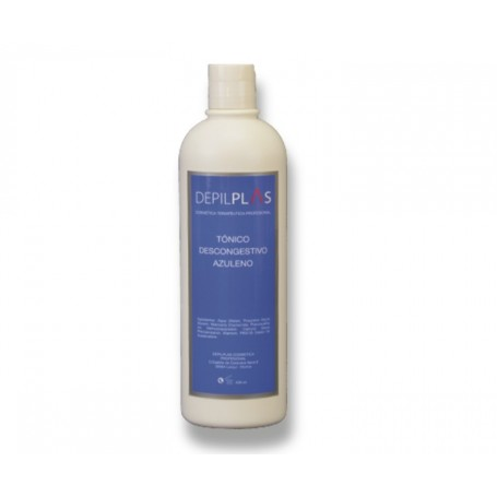 Tonico descongestivo azuleno 500 ml.