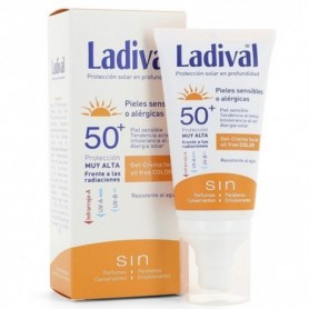 Ladival Gel-Crema Facial Color SPF50+ 50ml