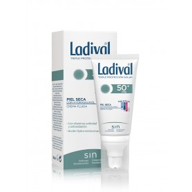 LADIVAL PIELES SECAS FPS 50 FACIAL 50 ML