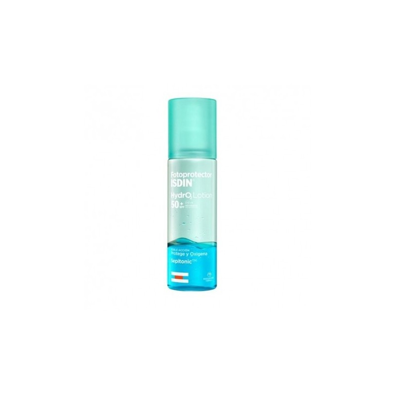 Isdin Fotoprotector Hydro Lotion Doble Acción SPF +50 200ml
