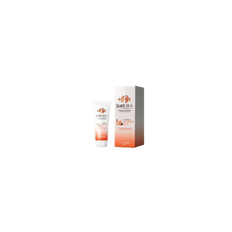 Safe Sea Crema Facial SPF50+ 50ml