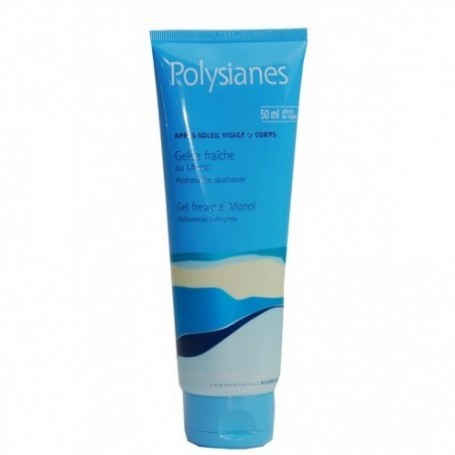 Polysianes Gel Fresco Al Monoï 250ml